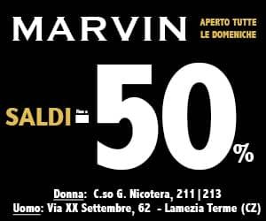 Marvin abbigliamento